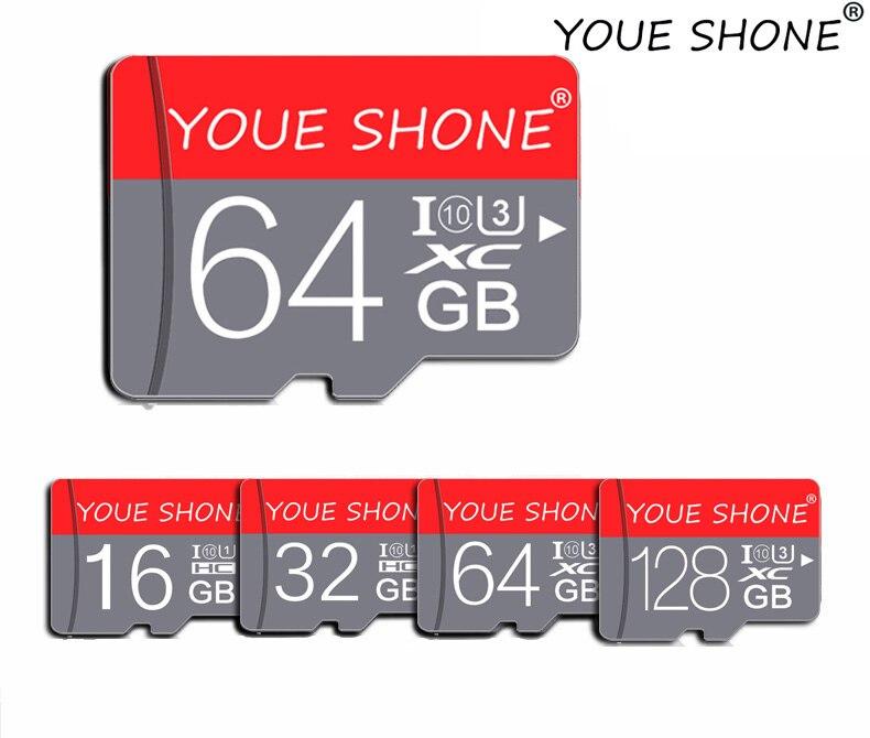 2018 Новая модная высокая скорость реальная емкость Красная любовь 8 ГБ 16 ГБ 32 ГБ 64 Гб 128 Гб карта памяти TF карта Micro SD карта бесплатная доставка