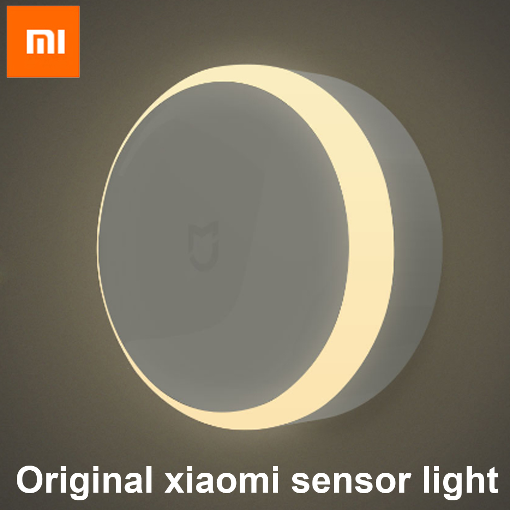 Xiaomi Mijia Sensor Light Led Induction Infrared Human Body Sensorightness Smart Control Photosensitive Light Lamp meeeno mn eb ptcmn photosensitive sensor module orange