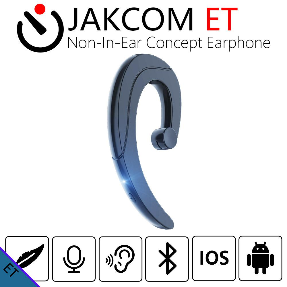 JAKCOM ET Non-In-Ear Concept Earphone as Fiber Optic Equipment in fiber optic network caneta empalmadora de fibra optica