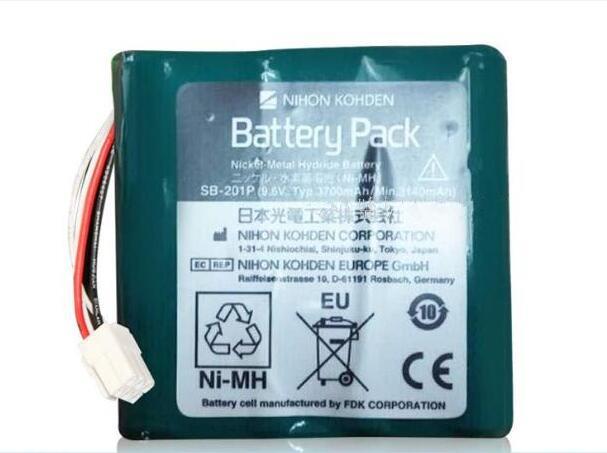 NOUVELLE batterie SB-201P NI-MH 9.6 V 3700 mAh rechargeable batterie Nickel-Métal Hydrure Batterise 1 pcs/lot