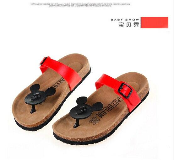 beach cork sandals slippers women