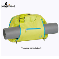 2017 Women Shoulder Sport Gym Yoga Bag Female Fitness Gymnastic Training Crossbody Tote Travelling Handbag Tourist