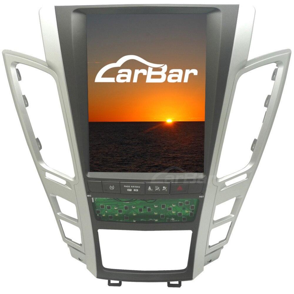 10 4 Vertical Screen Tesla 1024 768 Android Car DVD GPS Navigation Radio font b Player