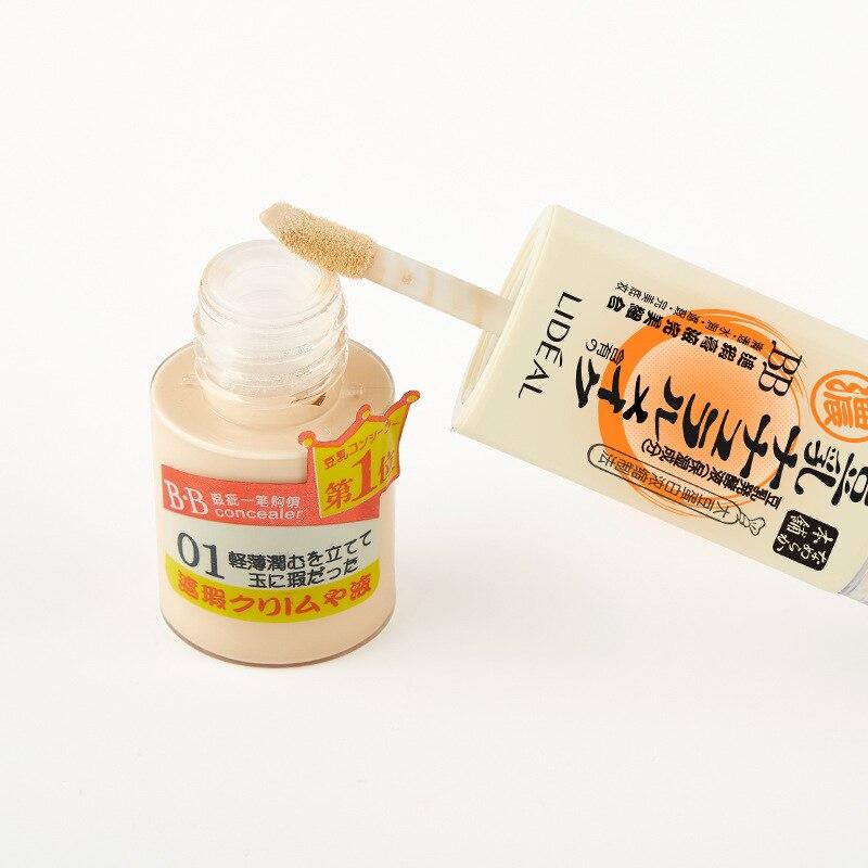 LIDEAL Brand Face Base Concealer Liquid Corrector Contour Pen Eye Makeup Proofreader Primer Foundation Cover Cream