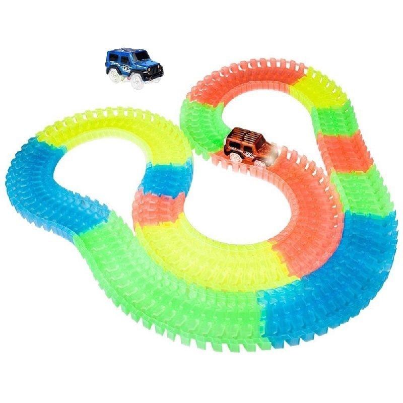 Veículos Miniatura e de Brinquedo de montagem 165/220/240/360 pcs brilho Key Word 4 : Educational Toy