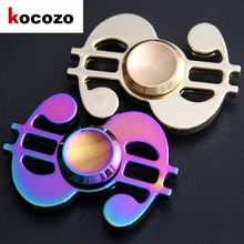Dollar Fidget Spinner Toys Sensory Fidgets Autism ADHD Hand Spinner Anti Stress Funny Gifts Metal EDC Rotation Long Time