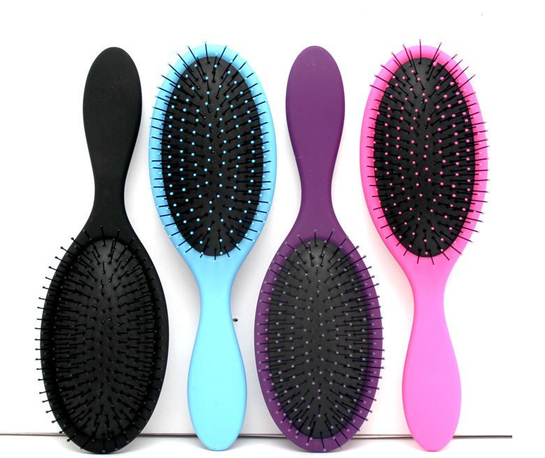 2016 Magic combs hair brush handle shower Detangling tangle tamer professional beauty salon brush Tool BO ...