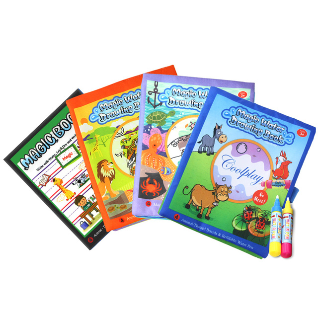 4-Types-Magic-Water-Drawing-Book-Coloring-Book-Painting-Board-Doodle-Book-in-Drawing-Toys-Educational