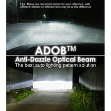 Super Bright Headlights H7 LED H8/H11 HB3/9005 HB4/9006 H1 70W 7000lm 6000K Car Lighting