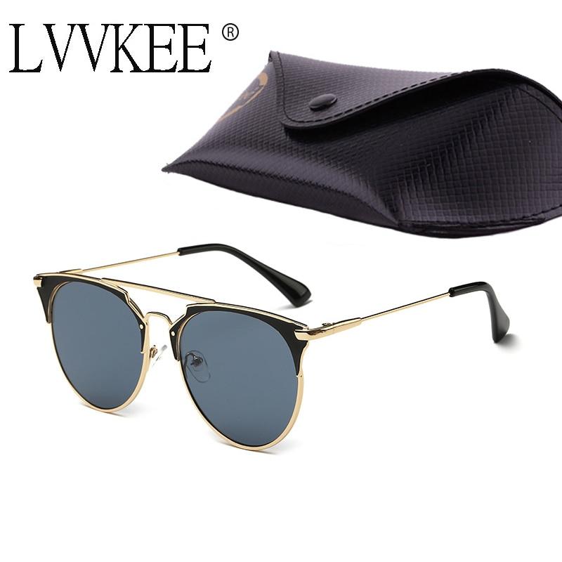 7402097384ae 2018 Luxury Fashion Women or men Cat Mirror Flat Sunglasses d Round  Mirrored Retro Butterfly glasses