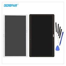 10.5 «Белый/золото для Samsung Galaxy Tab S T800 t805 ЖК-дисплей Дисплей планшета Сенсорный экран Узлы и агрегаты для автомобиля + ремонт Инструменты бесплатная доставка