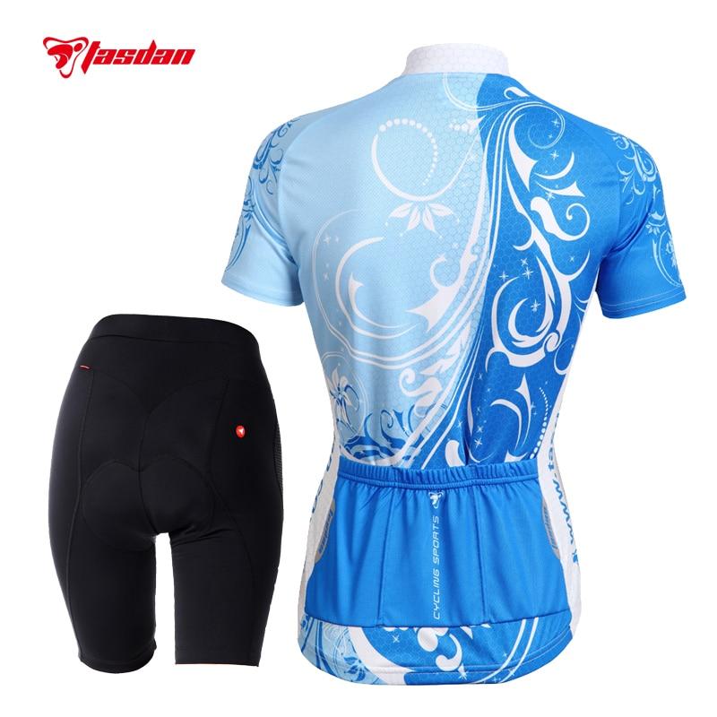 Taşdan Radfahren Tragen Radfahren Kleidung frauen Radfahren Jersey Sets Radfahren Shorts Atmungs Freien Kurze Anzüge Running Wear - 3