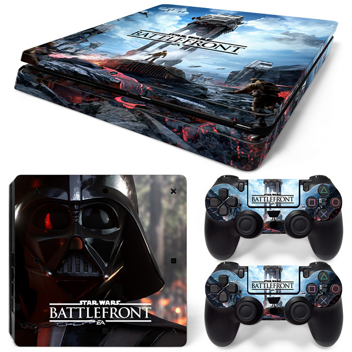 Buy Star Hero Decal Skins for Ps 4 Slim for Playstation4 S Vinyl Sticker Cover Case  for only 7.99 USD