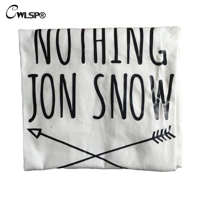 """Game of Thrones – """"You Know Nothing Jon Snow"""" Men T-shirts"""
