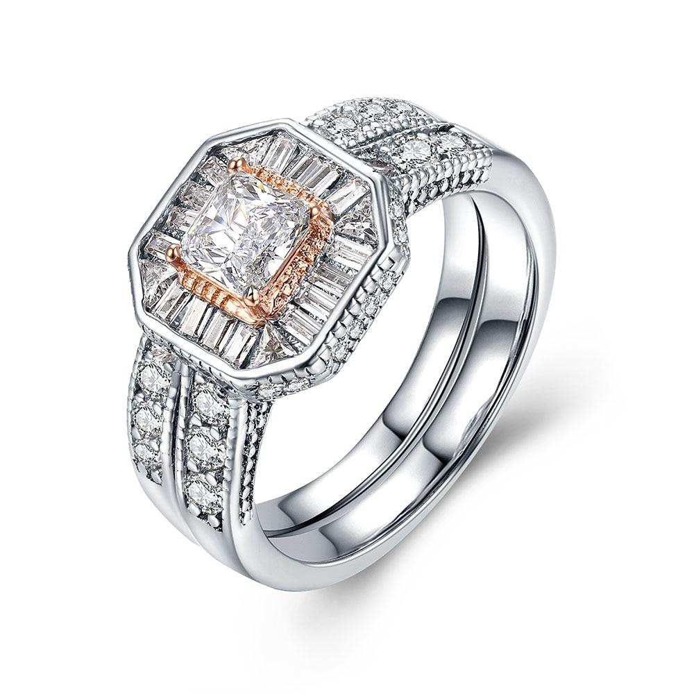 wedding rings orange wedding rings Tungsten Wedding bands set Matching size Tungsten Wedding Ring Inlay gold Engraved ring