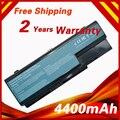 4400 mah bateria para acer aspire 5920 5220 5230 5235 5300 5310 5320 5330 5530 5710 5720 7530 7630 7720 AS07B31 AS07B41 AS07B51