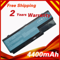 4400mAh Battery For Acer Aspire 5920 5220 5230 5235 5300 5310 5320 5330 5530 5710 5720 7530 7630 7720 AS07B31 AS07B41 AS07B51
