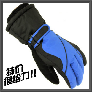 Men and women winter warm wind proof outdoor climbing ski gloves