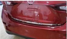 Нержавеющая сталь задняя дверь багажник ниже литьевая крышка