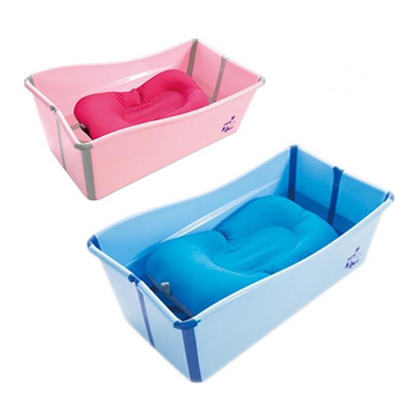 Padded fold able Baby bath tub bath chair for newborn