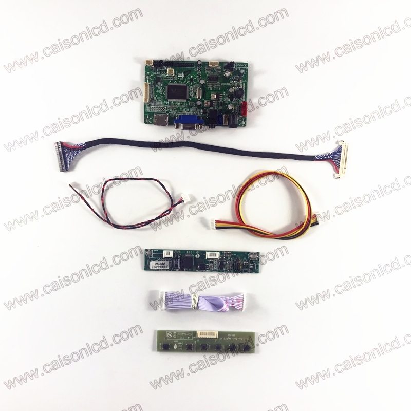 RTD2668 LCD controller board support HDMI VGA Audio for 23 8 inch LCD panel 1920x1080 LM238WF1