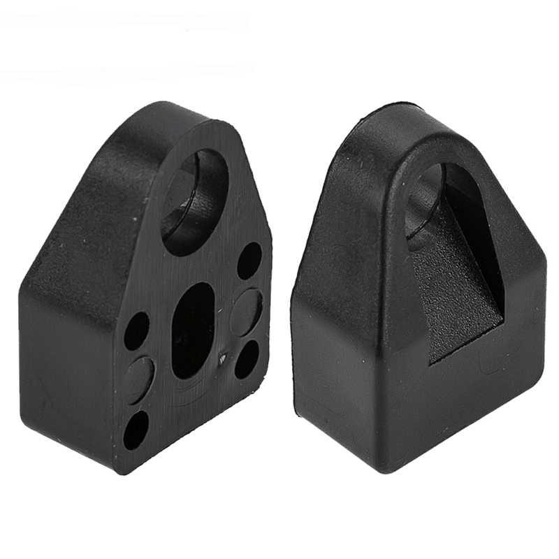 2pcs The 7.62 x 39 cushion damping polymer recoil reducer