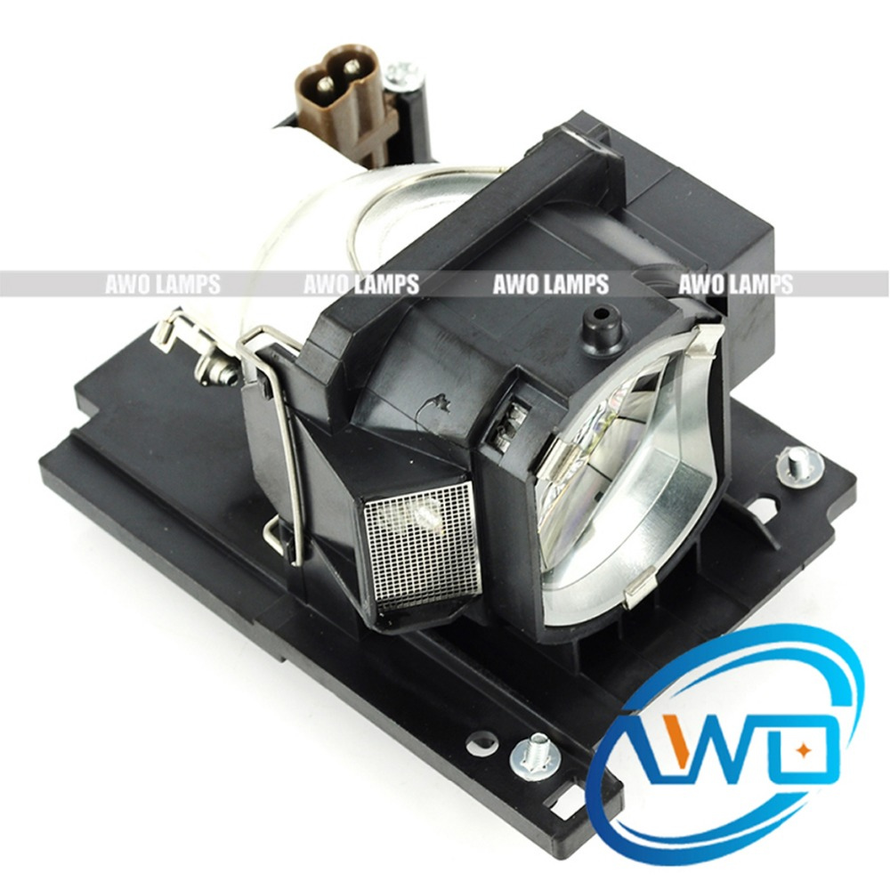 AWO DT01051 Projector Lamp with NSHA230W Original Bulb for HITACHI CP-X4010/X4020/X4020E free shipping nsha260w original projector lamp bulb dt01051 for hi ta chi cp x4020 x4020e hcp 4000x cp 4020j cp x4020gf