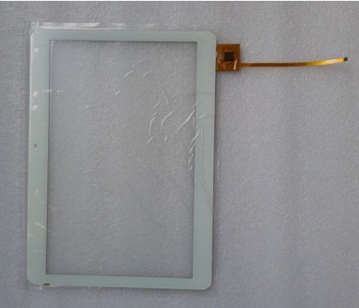 White New 10.1 inch Tablet Capacitive touch screen FPC-TP101030-01 Touch panel Digitizer Glass Sensor replacement Free Shipping new capacitive touch screen for 10 1 inch 4good t101i tablet touch panel digitizer glass sensor replacement free shipping
