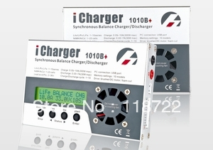 iCharger 1010B+ charger for RC MODEL/ Model Planes/model air craft 10A 300W 10S FAST CHARGER