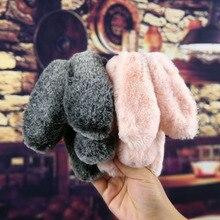 Geruide Luxury Rabbit Fur Case FOR vivo V9 V 9 6.3 inch Furry Soft TPU Cover For vivo V9 Vivo y85 Vivo Z1 Lovely Phone Cases все цены