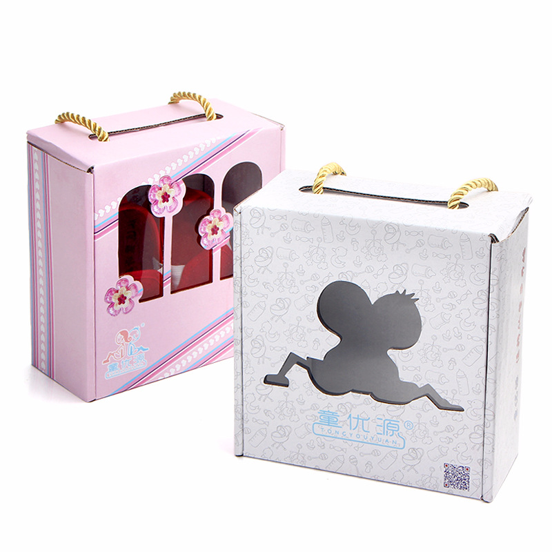 Baby Shoes Boxes Fashion Beautiful Gift For Children Girls