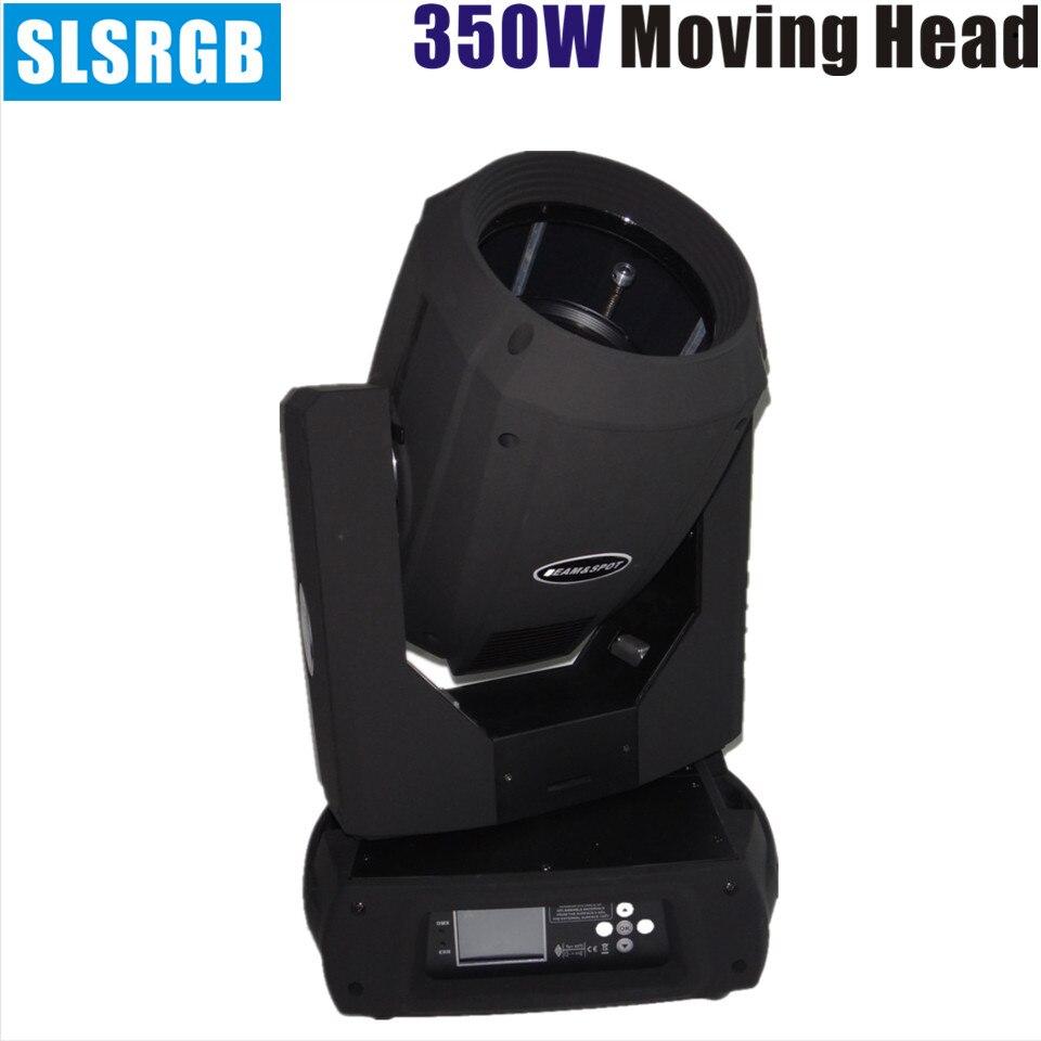 Dmx управление 350 Вт Луч движущаяся разрядная лампа движущаяся голова свет с двойными призмами 17r луч света 350 Вт движущаяся головка li