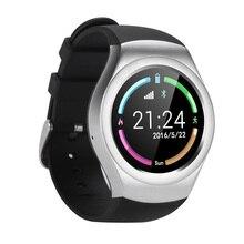 1,3 Zoll Runden Bildschirm Uhr Telefon Armbanduhr Mode Smartwatch Für iPhone Xiaomi Huawei Bluetooth Uhr IPS LCD PK G3 X5 DZ09