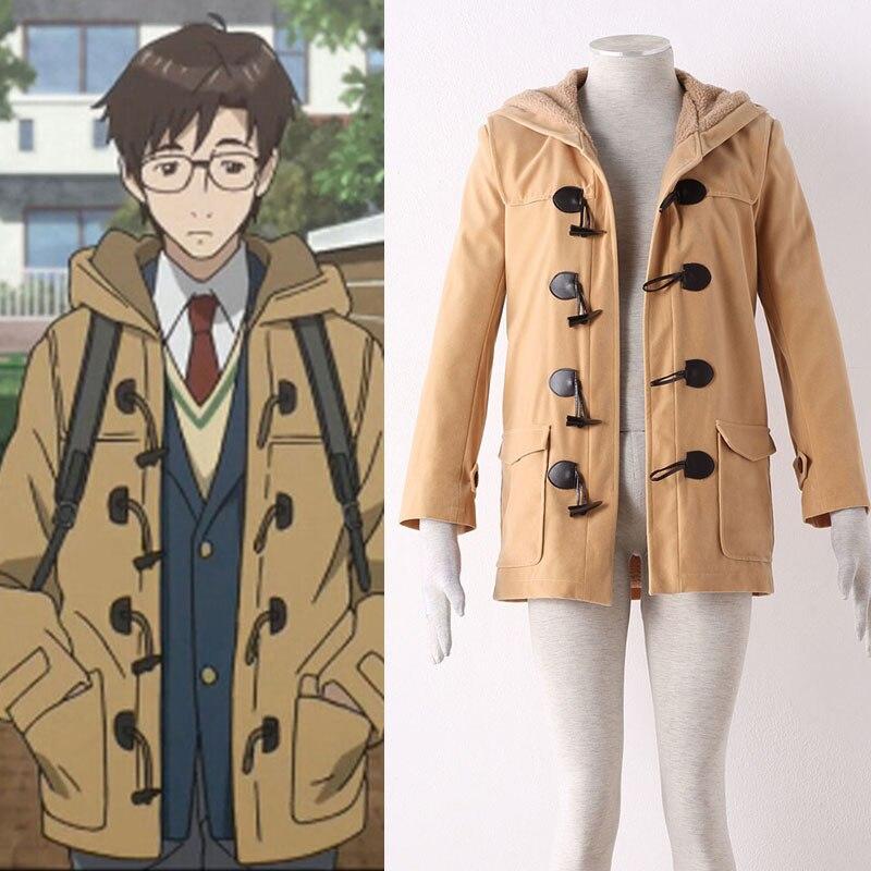 Anime Kiseiju Parasyte Migi Clothing Sweatshirt thicken jacket sweater hoodie coat cosplay costume hoodie