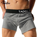 Taddlee Brand Sexy Mens Shorts Boxers Cotton Trunks Man new Man Shorts Men Sweatpants Jogger Boxer Gay Casual Active Shorts