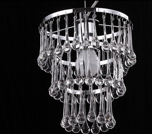 10pcslot 2080mm clear raindrops crystal chandelier partslamp 10pcslot 2080mm clear raindrops crystal chandelier partslamp glass hanging pendantscrystal beads curtain accessories in chandelier crystal from lights mozeypictures Gallery