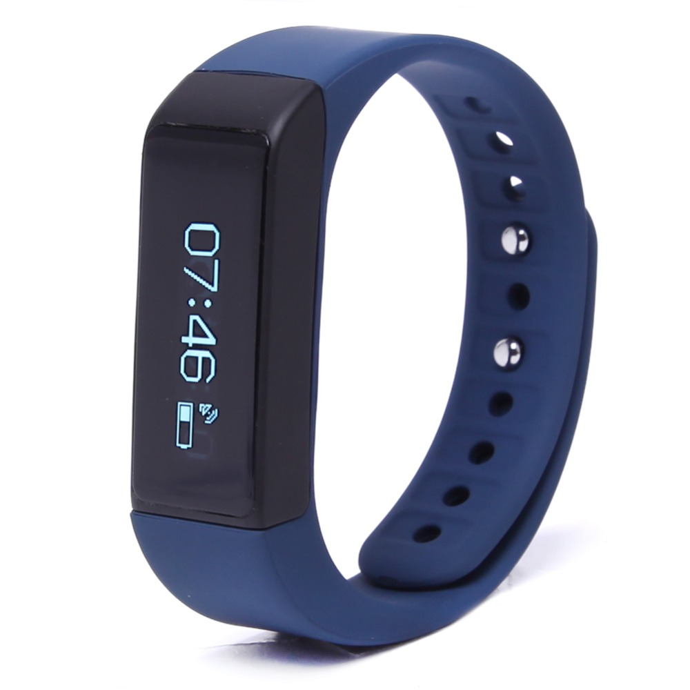 Original Smart Bracelet Bluetooth Activity Wristband Fitness Sleep Tracker Reminder Pass ...