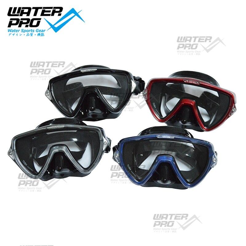 TUSA VISIOUNO M110 Diving Mask tusa rs 460 din