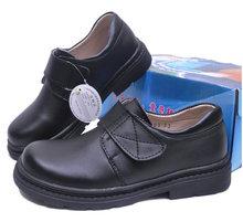 Мода Хлопчики Дитяча Корова Шкіряне взуття Шкільне взуття Дитячі повсякденні взуття Квартири Дитячі кросівки для дітей Дитяче