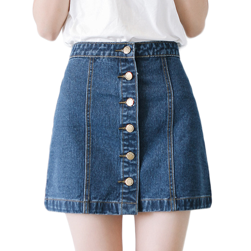 Denim Skirt: 5 Modern Ways to Use the Piece