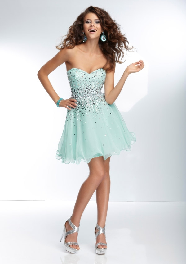 sexy cheap sweetheart mini 16 short dresses sparkly homecoming dresses junior christmas dresses open back dress free shipping in homecoming dresses from