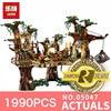 1990Pcs 05047 Lepin Star Wars Ewok Village Building Blocks Juguete Para Construir Bricks Toys Compatible For