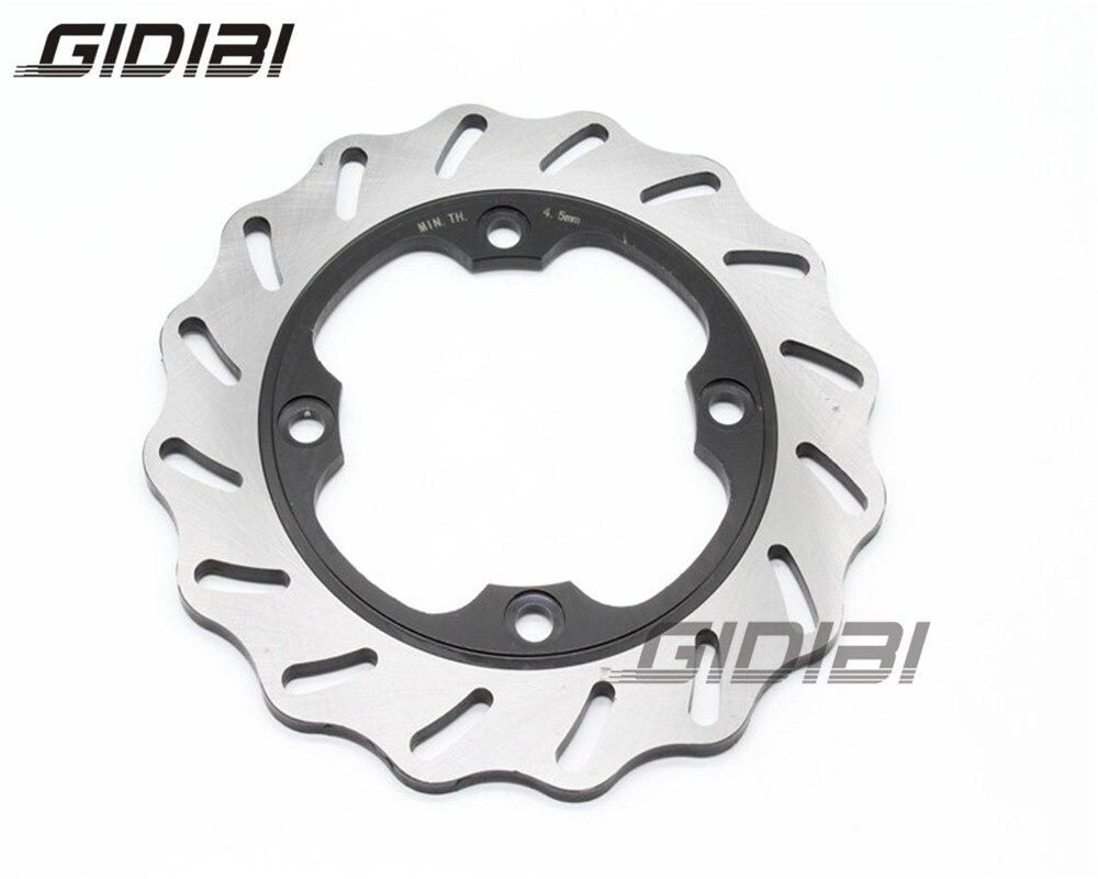 Nouveau Moto Arrière Disque De Frein Rotor Pour Honda CBR600 F2/F3/F4/F4i 1991-2006 CBR 600 RR 2003-2008 05 06 CB 600 HORNET 1998-2006