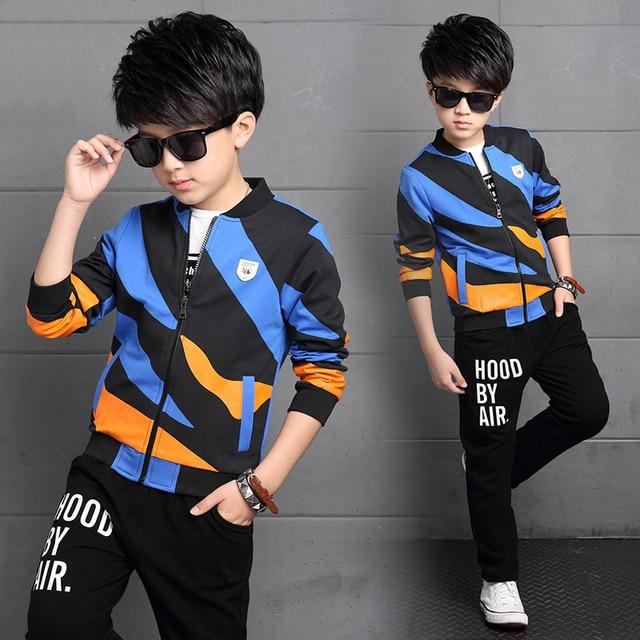 265075b48b10 Children s clothing boy spring suit 2018 new children s Korean ...