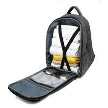 Ultra large capacity Backpacks Men boys School bag USB Charging bags male Travel business commuting 17 inch laptop pack