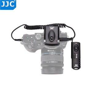 Image 2 - JJC Camera 433MHz Shutter Release Wireless Remote Control for NIKON D810/D850/D700/F90/F100/D750D3200/D3300/D5000/D5100/D5500/DF