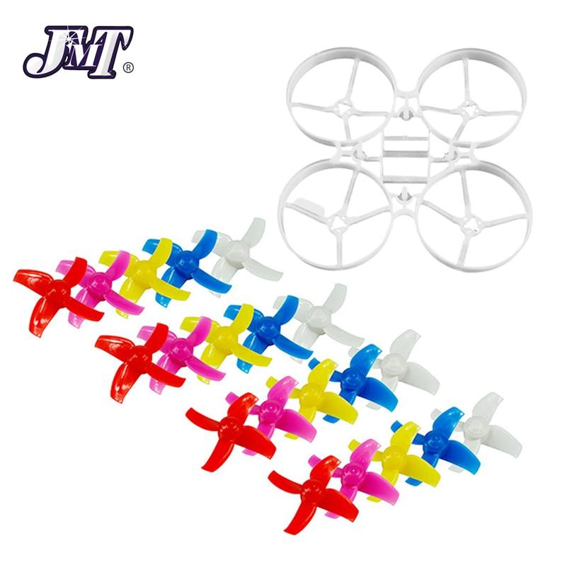 JMT 1806 2400KV Moteur Brushless avec Combo BLHeli 12A Brushless ESC pour FPV Racing Drone Quadcopter