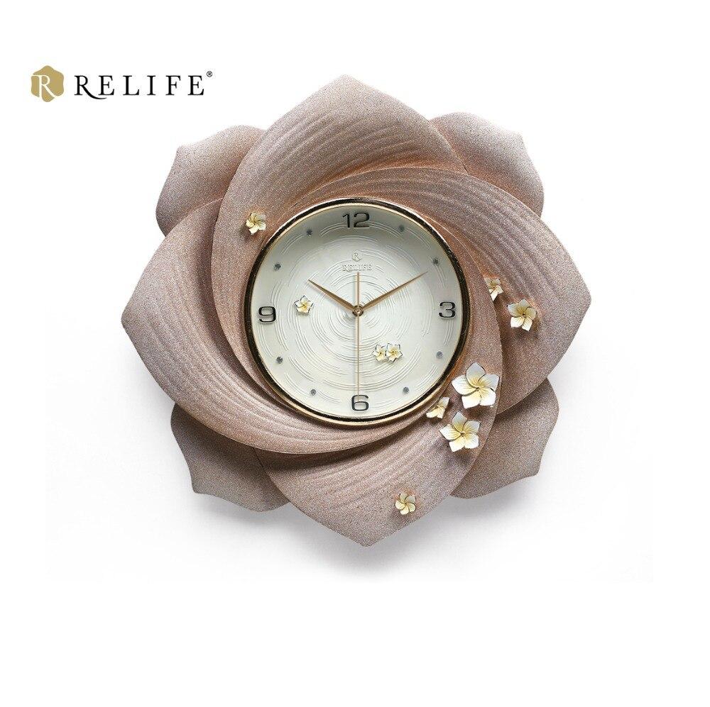 Современные Дизайн настольные часы 3D рельефные декоративные цифровой Настенные часы для Спальня