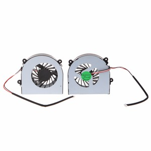 Laptop Cooler CPU Cooling Fan 3-Pin For Clevo W350 W350ETQ W370 W370ET W370ETQ Laptop Accessories(China)