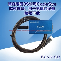 Germany 3S CodeSys CAN Programming Download Line IMF CODESYS Program Debugging ECAN CD